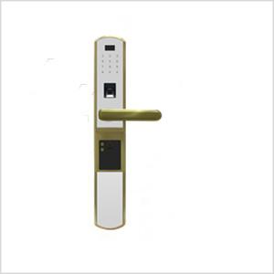 HXS106G 智能门锁(2.4G)